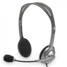 Гарнитура Logitech Headset H110 ( 981-000271 )