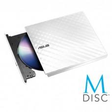 Оптический привод USB DVD-RW ASUS , White ( SDRW-08D2S-U Lite/DWHT/G/AS ) Ret