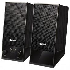 Колонки 2.0 SVEN SPS-604 Black