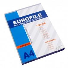 Обложки прозрачные пластиковые А4 0.18 мм 100 шт.