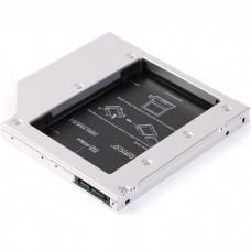 "Салазки Orico для замены привода в ноутбуке 12.7мм на 2.5"" HDD/SSD SATA3 ( L127SS )"