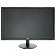 "Монитор ЖК AOC E2270SWDN 21.5"" black VGA DVI"