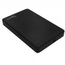 """Корпус для HDD 2.5"""" SATA-USB2.0 Gembird EE2-U2S-40P, черный"""