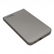 "Корпус для HDD 2.5"" SATA-USB2.0 Gembird EE2-U2S-41-S, серебристый"