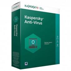 Антивирус Лаборатория Касперского Kaspersky Anti-Virus Russian Edition 2ПК 1 год Base Box ( KL1171RBBFS )