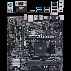 Материнская плата ASUS A320 AM4 DDR4 ( Prime A320M-K ) mATX, Ret