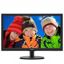 """Монитор ЖК Philips 223V5LHSB2 21.5"""" TN LED 1920x1080 5ms VGA HDMI"""