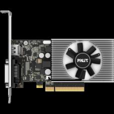 Видеокарта PCI-E Palit GeForce GT 1030 2048Mb, DDR5 ( PA-GT1030 2G D4 ) Ret