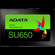 "Накопитель 2.5"" 240Gb A-Data Ultimate SU650 ASU650SS-240GT-R SATA3"