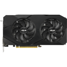 Видеокарта PCI-E ASUS GeForce GTX 1660 Super 6144Mb, Dual-GTX1660S-O6G-Evo GDDR6 Ret