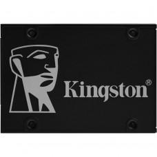 """Накопитель 2.5"""" SSD SATA3 256Гб Kingston KC600 Series ( SKC600/256G )"""