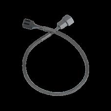 Кабель Akasa для PWM вентилятора 30 см ( AK-CBFA01-30 ) черный