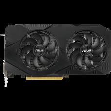 Видеокарта PCI-E ASUS GeForce GTX 1660 Super 6144Mb, Dual-GTX1660S-6G-Evo GDDR6 Ret