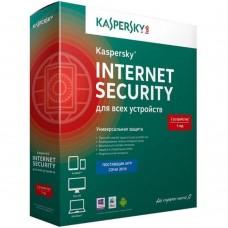 Антивирус Лаборатория Касперского Kaspersky Internet Security Multi-Device Russian Edition 2ПК 1 год Base Box ( KL1939RBBFS )