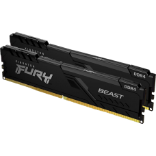 Модуль памяти DDR4 16Gb (2х8Gb) PC-21300 2666MHz Kingston ( KF426C16BBK2/16 )