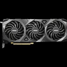 Видеокарта PCI-E MSI nVidia GeForce RTX 3070 Ventus 3X OC LHR 8192Mb GDDR6X ( RTX 3070 Ventus 3X 8G OC LHR ) Ret